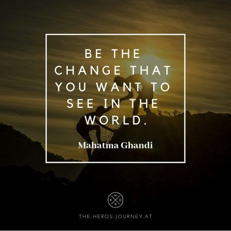 Ghandi Zitat