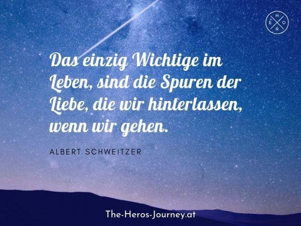 Albert Schweitzer Zitate