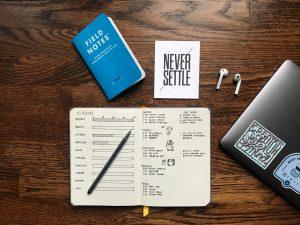 7 Gewohnheiten, um produktiver zu werden