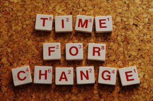 Angst vor Veränderung