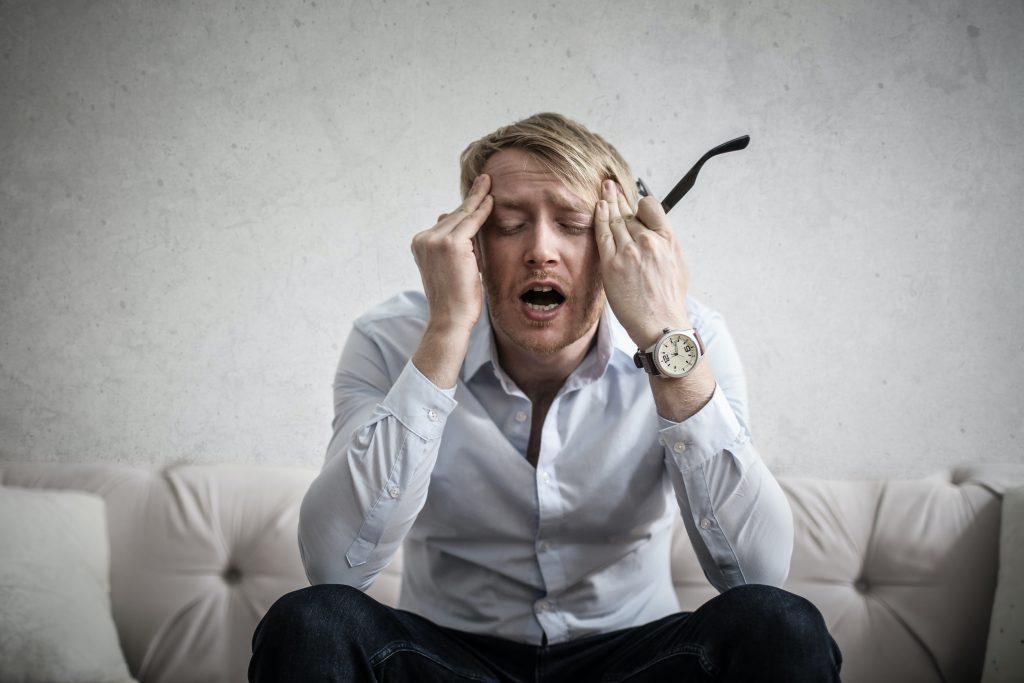 Spannungskopfschmerzen behandeln